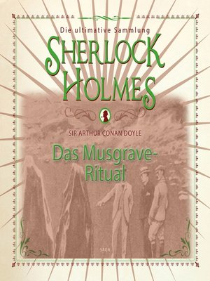 cover image of Sherlock Holmes, Das Musgrave-Ritual