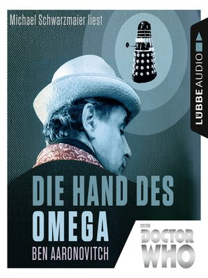 cover image of Die Hand des Omega--Doctor Who Romane 1