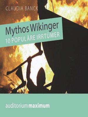cover image of Mythos Wikinger