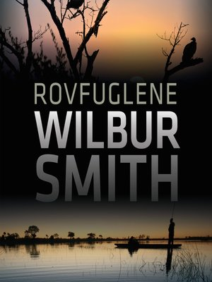 cover image of Rovfuglene--Courtney-serien