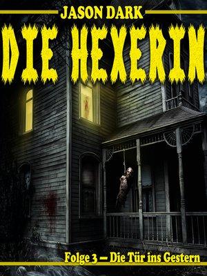 cover image of Die Tür ins Gestern
