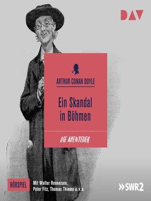 cover image of Ein Skandal in Böhmen