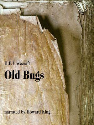 cover image of Old Bugs