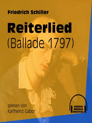 cover image of Reiterlied--Ballade 1797