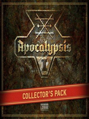 cover image of Apocalypsis, Staffel 1