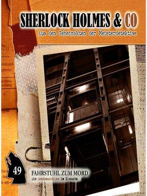 cover image of Sherlock Holmes & Co, Folge 49