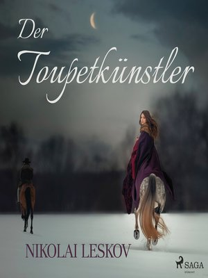 cover image of Der Toupetkünstler