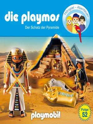 cover image of Die Playmos--Das Original Playmobil Hörspiel, Folge 52