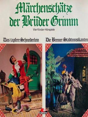 cover image of Märchenschätze der Brüder Grimm, Folge 2