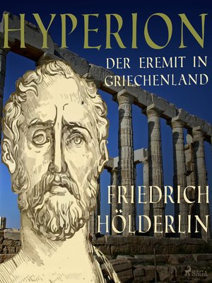 cover image of Hyperion--Der Eremit in Griechenland