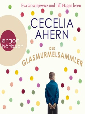 cover image of Der Glasmurmelsammler