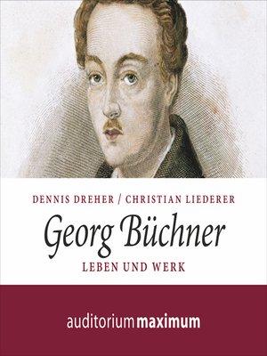 cover image of Georg Büchner--Leben und Werk