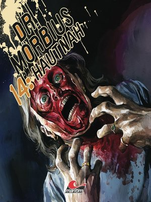 cover image of Dr. Morbius, Folge 14