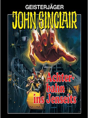 cover image of John Sinclair, Folge 3