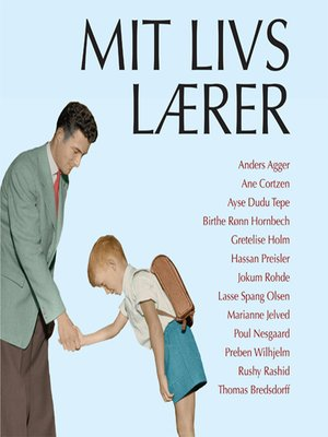 cover image of Mit livs lærer