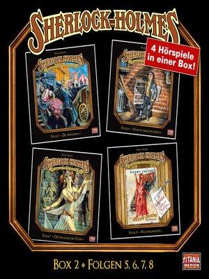 cover image of Sherlock Holmes--Die geheimen Fälle des Meisterdetektivs, Box 2