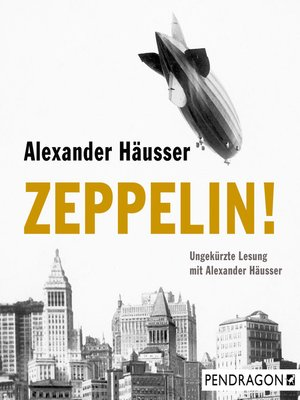 cover image of Zeppelin!