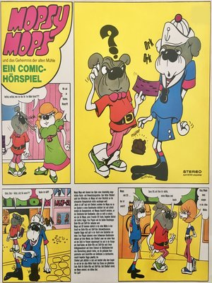 cover image of Mopsy Mops, Folge 2