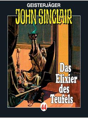 cover image of John Sinclair, Folge 44