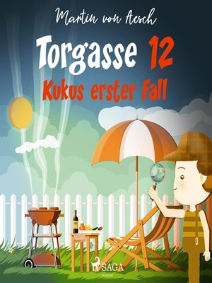cover image of Kukus erster Fall--Torgasse 12, Folge 1
