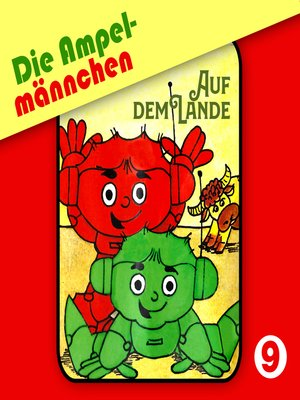 cover image of Die Ampelmännchen, Folge 9