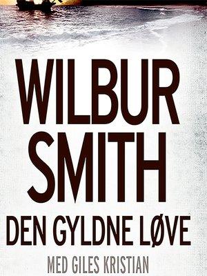 cover image of Den gyldne løve