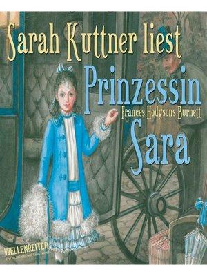 cover image of Prinzessin Sara