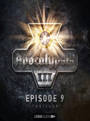 cover image of Apocalypsis, Staffel 3, Folge 9