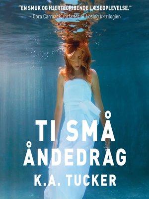 cover image of Ti små åndedrag