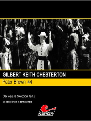 cover image of Pater Brown, Folge 44