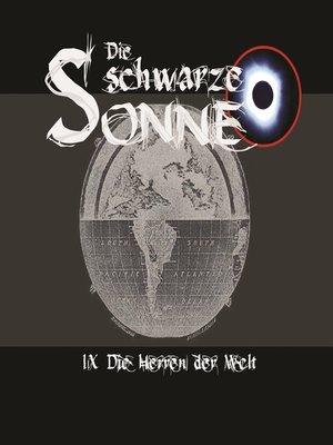 cover image of Die schwarze Sonne, Folge 9