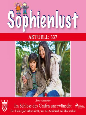 cover image of Sophienlust, Aktuell 337