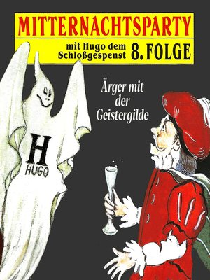 cover image of Mitternachtsparty, Folge 8