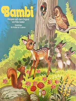 cover image of Bambi, Folge 1