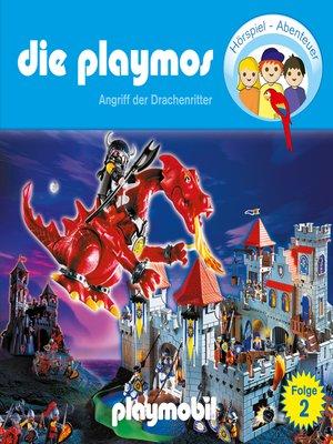 cover image of Die Playmos--Das Original Playmobil Hörspiel, Folge 2