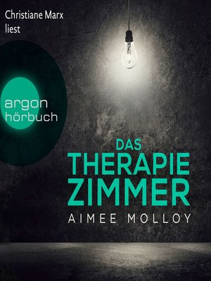 cover image of Das Therapiezimmer