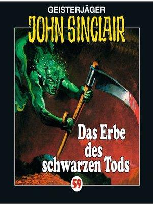 cover image of John Sinclair, Folge 59