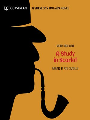 cover image of A Study in Scarlet--A Sherlock Holmes Novel