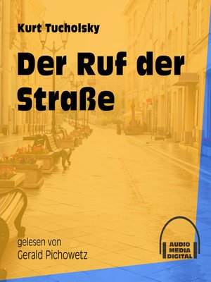 cover image of Der Ruf der Straße