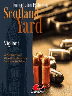 cover image of Die größten Fälle von Scotland Yard, Folge 30
