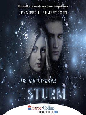 cover image of Im leuchtenden Sturm