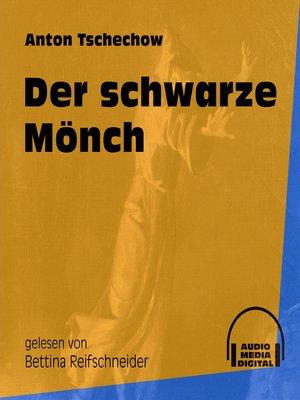 cover image of Der schwarze Mönch