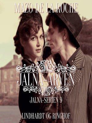 cover image of Jalna-serien, bind 9