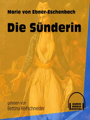 cover image of Die Sünderin