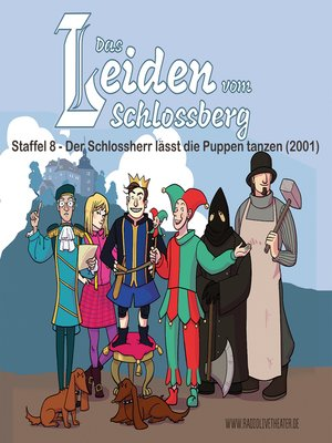 cover image of Das Leiden vom Schlossberg, Staffel 8