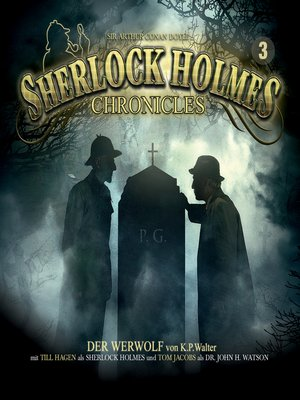 cover image of Sherlock Holmes Chronicles, Folge 3