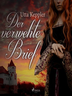 cover image of Der verwehte Brief