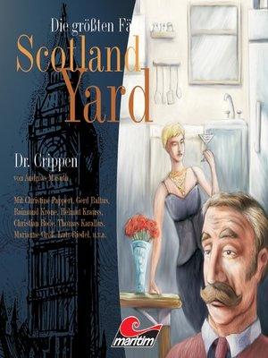 cover image of Die größten Fälle von Scotland Yard, Folge 8
