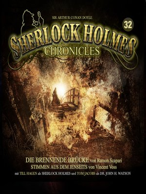 cover image of Sherlock Holmes Chronicles, Folge 32