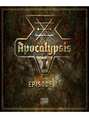 cover image of Apocalypsis, Staffel 1, Episode 11